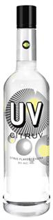Uv Vodka Citrus 750ml
